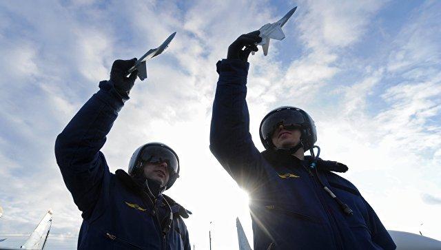 Под Москвой сформирована авиационая дивизия особого назначения
