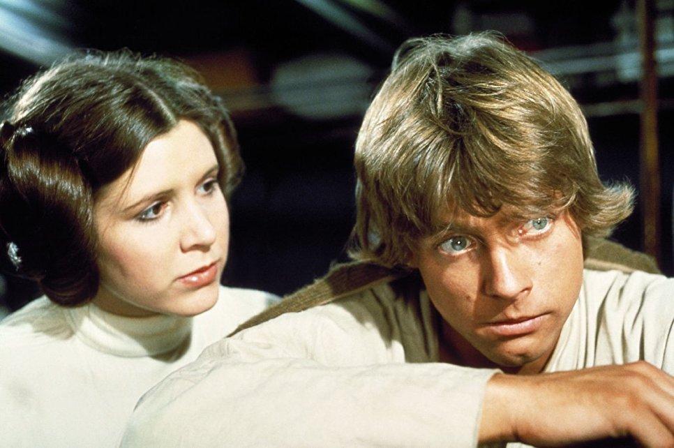 Кадр из фильма Звёздные войны. Эпизод 4: Новая надежда (1977)