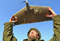 """Обучение военнослужащих работе с беспилотным летательным аппаратом """"Груша"""""""