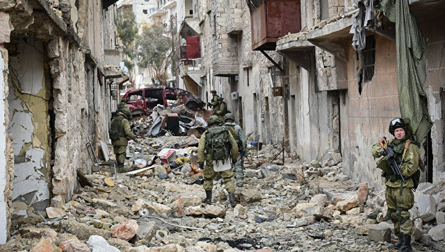 Российская Федерация предложила Сирии сделать курдскую автономию