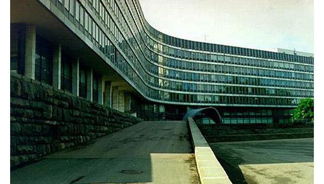 Штаб-квартира СВР России