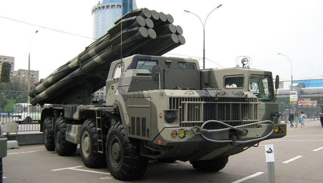 Артиллеристов перевооружат со«Смерчей» на«Торнадо-С» к2020 году