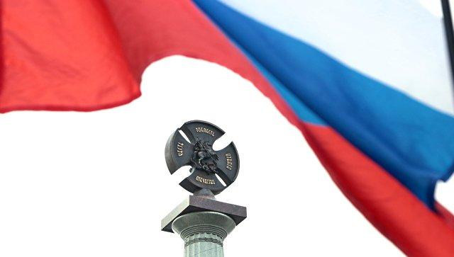 ВСимферополе появился монумент народному ополчению
