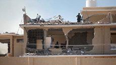 Взрыв в Могадишо. 2 января 2017 года