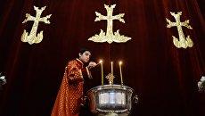 Армянская Апостольская Церковь празднует Рождество. Архивное фото
