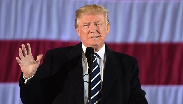 Трамп: Россия никогда не пыталась использовать рычаги влияния на меня