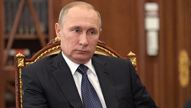 Путин прокомментировал слова Бречалова о попытках протестов в Удмуртии