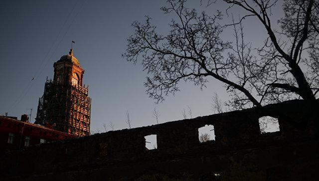 Квартал Солберга вВыборге восстановят к 2020г