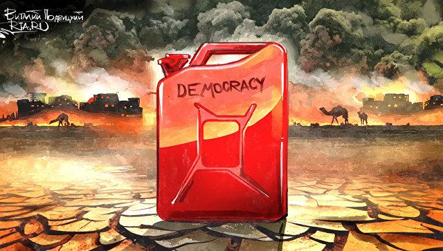 Демократия на заказ: что стоит за признаниями главы ЦРУ