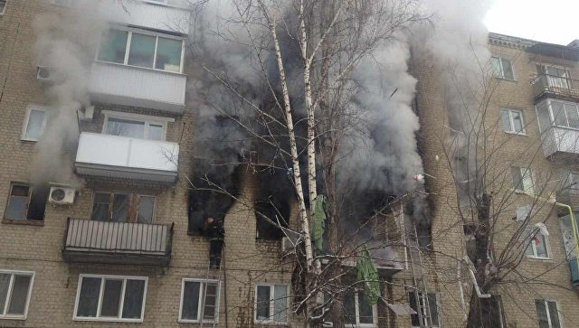 Дом вСаратове, где взорвался газ, починят  засчет резервного фонда
