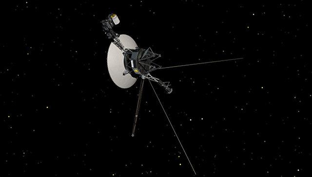 Космический корабль Вояджер-1 (Voyager 1)