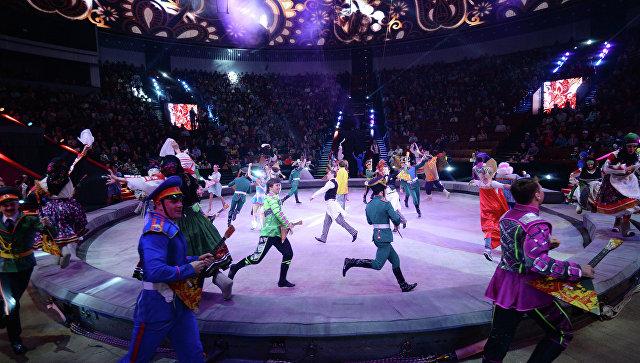 В Российской Федерации могут ограничить работу иностранных цирков