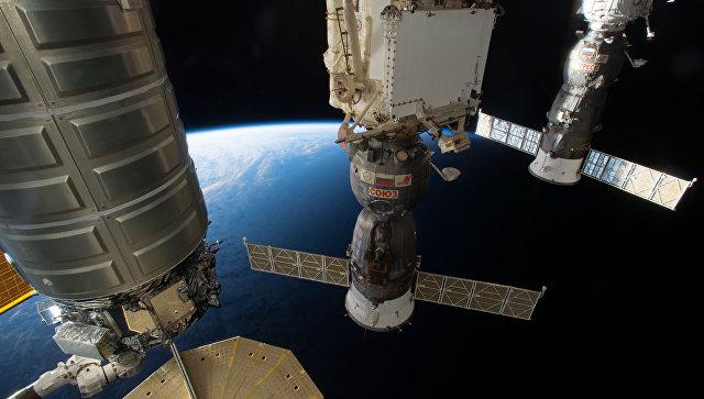 Грузовой корабль Cygnus. Архивное фото