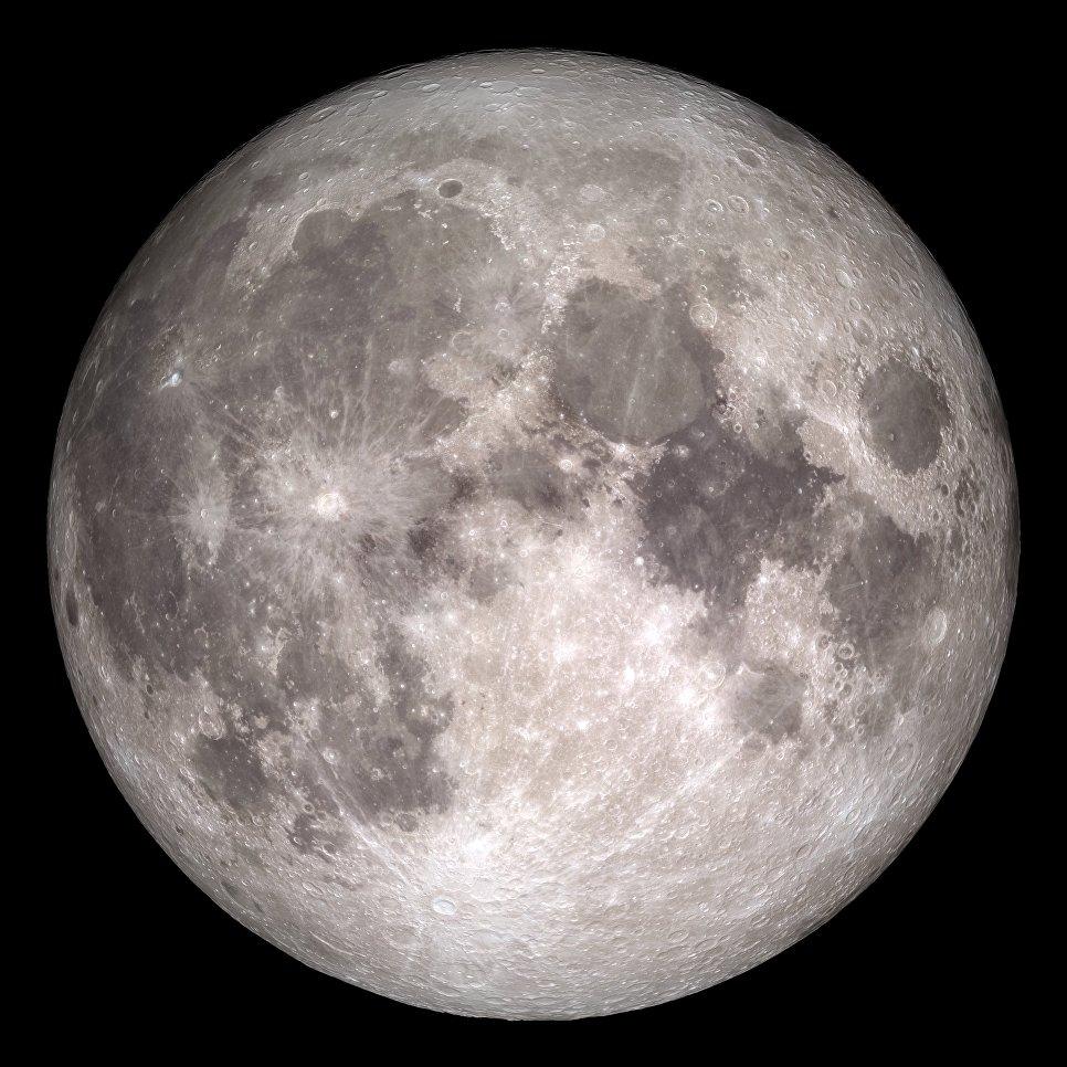 Индия планирует самообеспечиться энергией засчёт лунного гелия-3