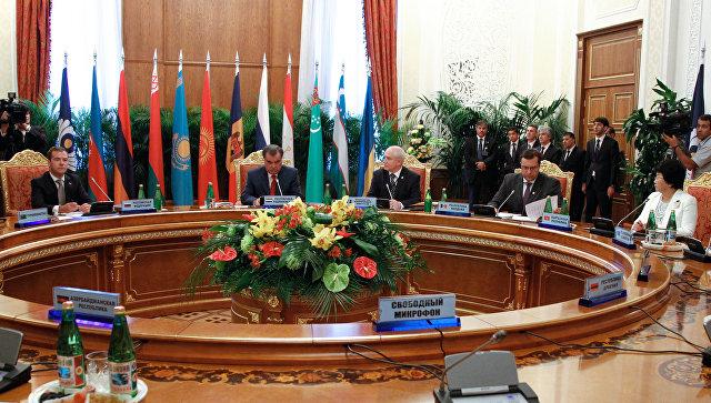 Исполком СНГ возлагает надежды на председательство России