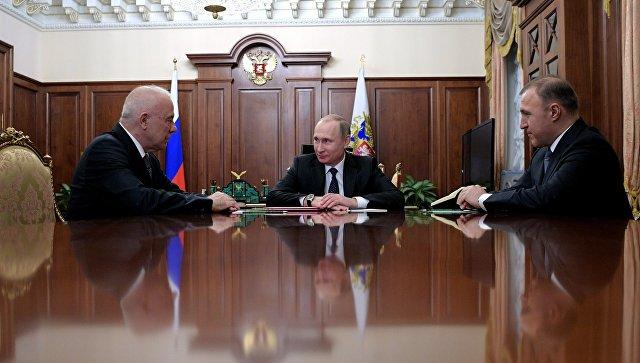 Путин назначил нового руководителя Адыгеи
