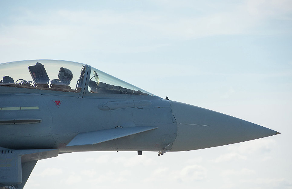 ВВС НАТО напрошедшей неделе два раза сопровождали военные самолеты РФ— Минобороны Литвы