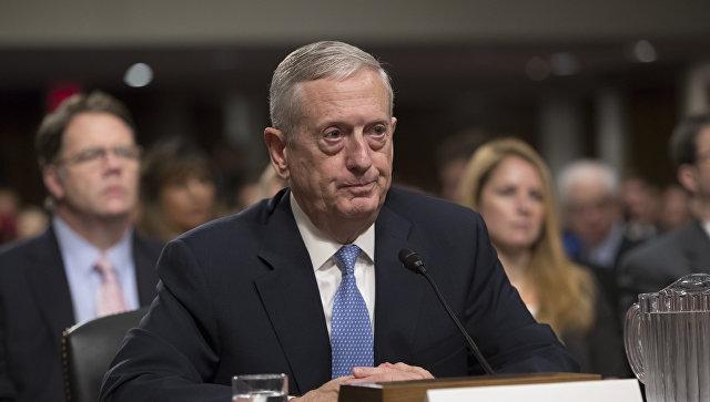 США должны быть готовыми противостоять России, - кандидат на должность главы Пентагона Мэттис - Цензор.НЕТ 3936