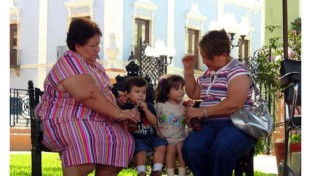 Мексиканцам, посещающим диетолога, возвратят часть налогов
