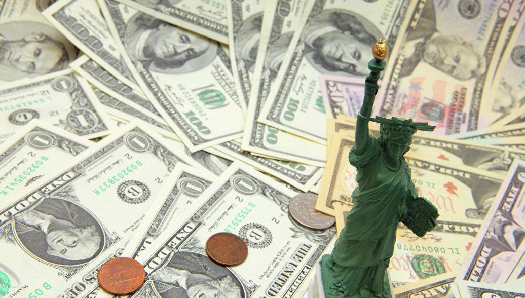 Внешний долг США достигнет потолка 3 ноября