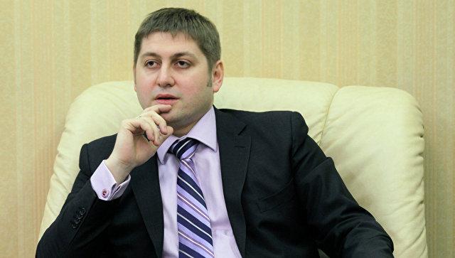 Заместитель Министра экономического развития РФ Олег Фомичев. Архив
