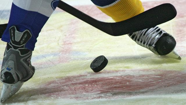 Хоккейный матч впервый раз прошел нальду Амура награнице РФ и Китайская народная республика