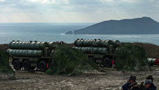 Полк С-400 заступит на боевое дежурство в Крыму
