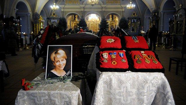 Прощание с медиком Лизой пройдет 16января вНоводевичьем монастыре