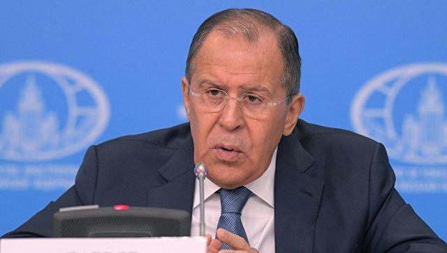 Лавров: Россия не вмешивается в отношения между командами Обамы и Трампа