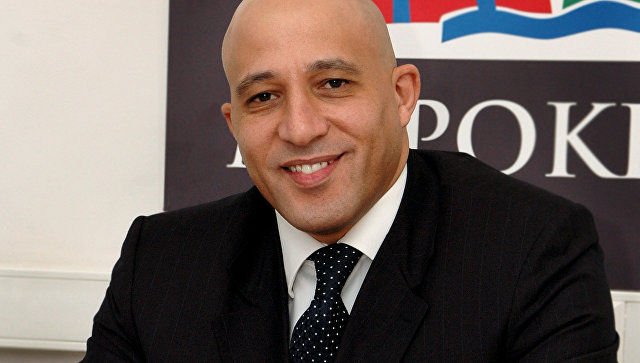 Глава национального туристического офиса Марокко в России и СНГ Самир Сусси Риах