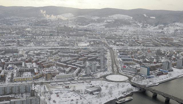 Красноярск: тело старый женщины пропало изморга