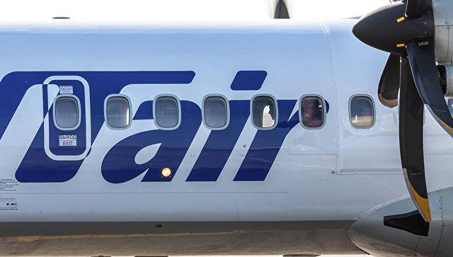 Самолет авикомпании ЮТэйр. Архивное фото