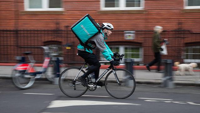 Велосипедистов обвинили взагрязнении воздуха