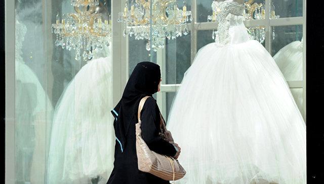 Арабская невеста через суд принудила жениха ксвадьбе