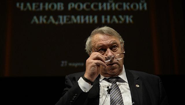 Президент РАН Владимир Фортов. Архивное фото