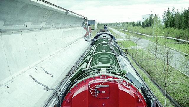 Летные тестирования ракеты русского «ядерного поезда» намечены на 2019