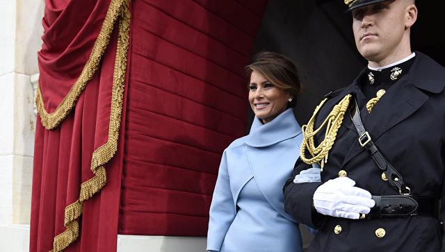 Платья иванки трамп на инаугурации