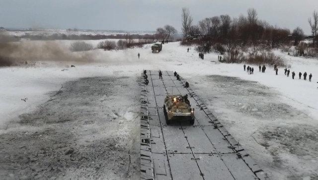 Лучшие кадры работы инженерных войск в ролике Минобороны РФ