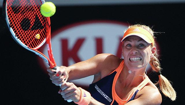 Кербер проиграла Вандевеге наAustralian Open