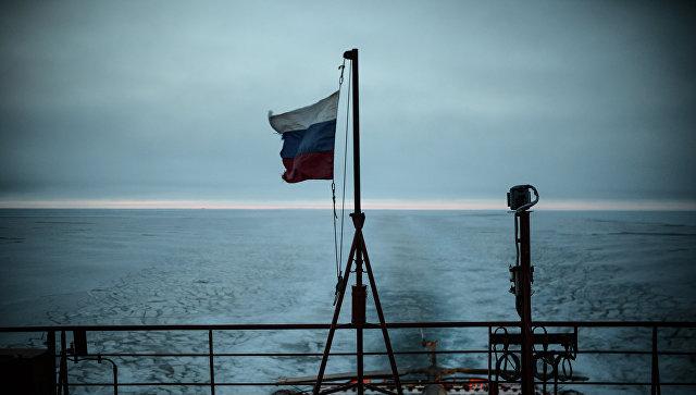 Северный полюс, архивное фото.