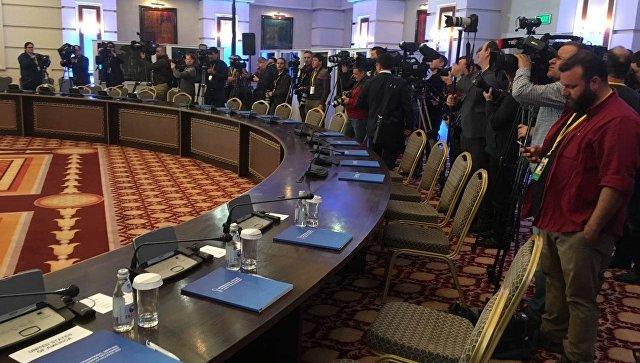Переговоры по Сирии в Астане могут пройти в середине сентября