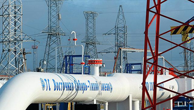 Нефтеперекачивающая станция нефтепроводной системы «Восточная Сибирь — Тихий океан». Архив