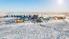 Добыча нефти на севере. Архивное фото