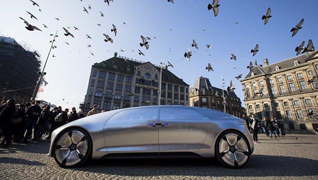 Intel испытает 100 беспилотных авто на дорогах США иЕвропы