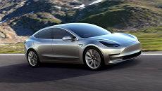 Автомобиль Tesla Motors Model 3