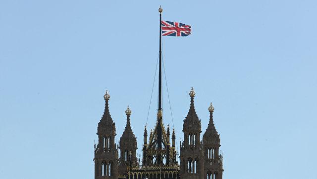 Вид на здание парламента в Лондоне. Архивное фото