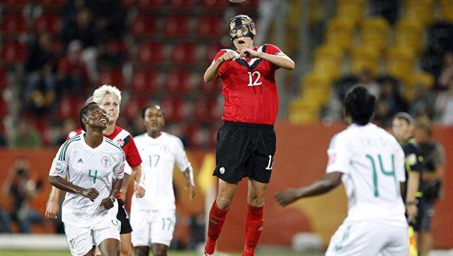 Футбол несомненно поможет женщинам освободиться отповышенного давления