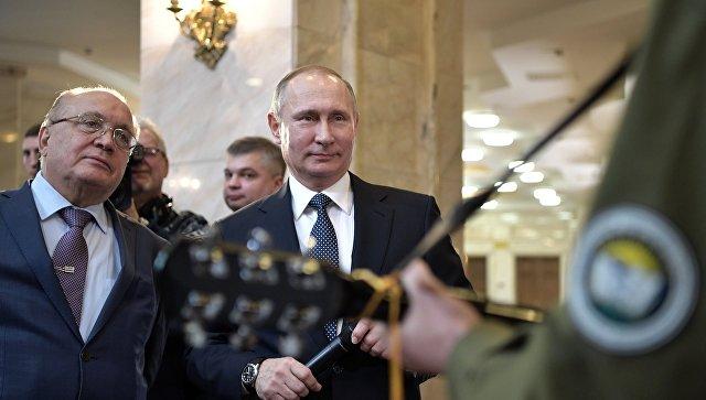 """""""Четырнадцать минут до старта""""  Владимира Путина"""