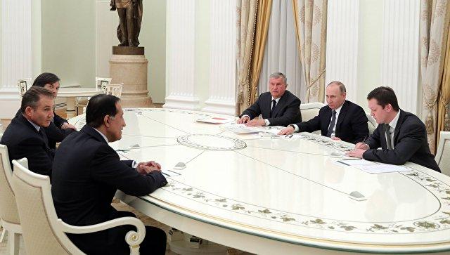 Песков рассказал обоценках Кремля перспектив сотрудничества сКатаром
