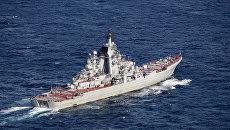 Российский корабль Петр Великий